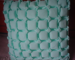 Almofada Capiton� pastelzinho