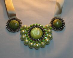 Maxi Colar Vert