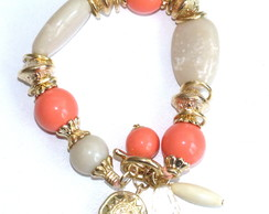 PULSEIRA SALM�O CANDY COLORS 2013