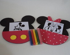 Risque e Rabisque Minnie e Mickey