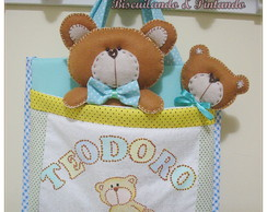 Caderno Do Beb� - Urso2