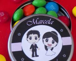 Latinhas para Casamento / Noivado