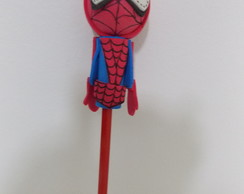 Ponteira de l�pis - homem aranha