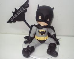 topo de bolo Batman baby