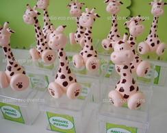 Lembrancinha Girafa (Safari Baby)