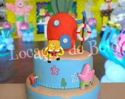 Refer�ncia: 110 - Tema: Bob Esponja