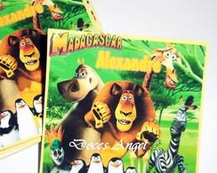 Adesivo Madagascar