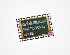 Placa Festa Boteco 01 - Engra�adas