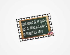 Placa Festa Boteco 04 - Engra�adas