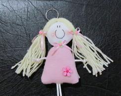 Chaveiro boneca