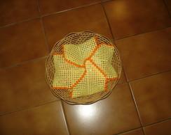 Toalha de P�o de Croch�