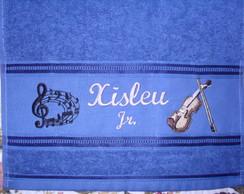 Toalha Personalizada, Violino