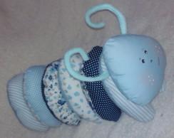 Kit 2x Centopeia Baby Azul