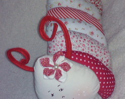 Kit 2x Centopeia Baby Vermelha