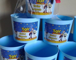 Baldinhos De Pipoca - Toy Story