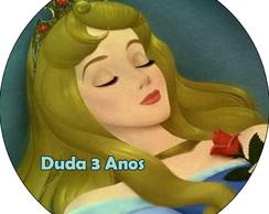 Latinha A Bela Adormecida