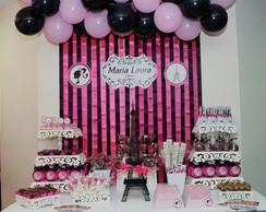 Festa Barbie Moda e Magia