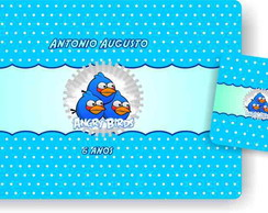 Angry Birds Jogo Americano