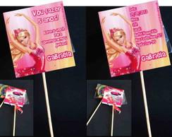 Barbie Sapatilhas M�gicas Capa Pirulito