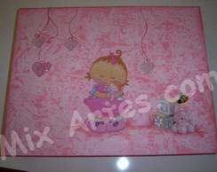 Caixa para Beb�- Nina Rosa