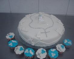 bolos variados personalizados.