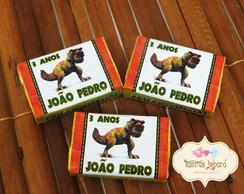 R�tulo Para Pa�oquita - Dinossauro