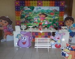 Loca��o decora��o Dora aventureira
