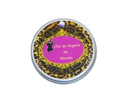 Latinha personalizada - Lingerie