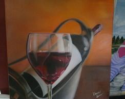 Ta�a de vinho