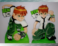 KIT 02 DISPLAY DE CH�O BEN 10