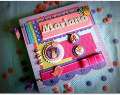 Livro do Beb� Mariana