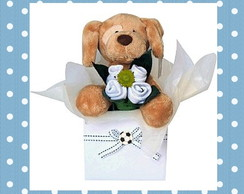 Caixa Baby Bouquet Dog