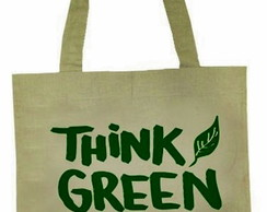 1 ECO BAG - THING GREEN - 89698