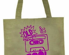 ECO BAG - OLD IS COOL - 89675