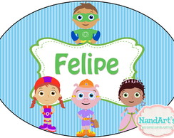 Elipse- Super Why