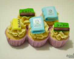 Mini Cupcakes Carrossel