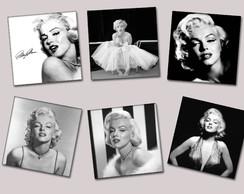 Porta Copos Marilyn