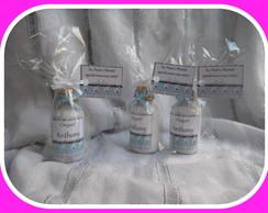 Mini Hidratante Ursinho azul e marrom