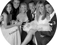 Rel�gio Friends