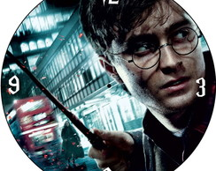Rel�gio Harry Potter