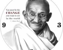 Rel�gio Gandhi