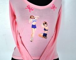Camiseta- Pin- Ups 1