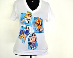 Camiseta- Pin Ups 3