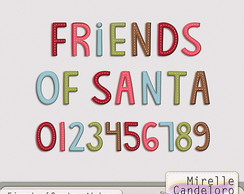 Friends of Santa - Alphas