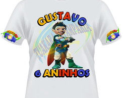 Camiseta Tree Fu Tom
