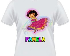 Camiseta Dora a Aventureira