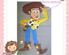 Painel Wood Toy story