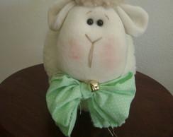 Peso de porta ovelha carapinha