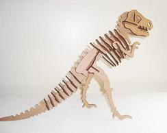 Tiranossauro Rex Escultura para montar