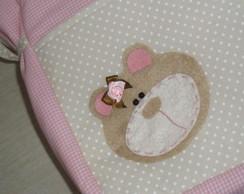 Bolsa Maternidade Ursinha